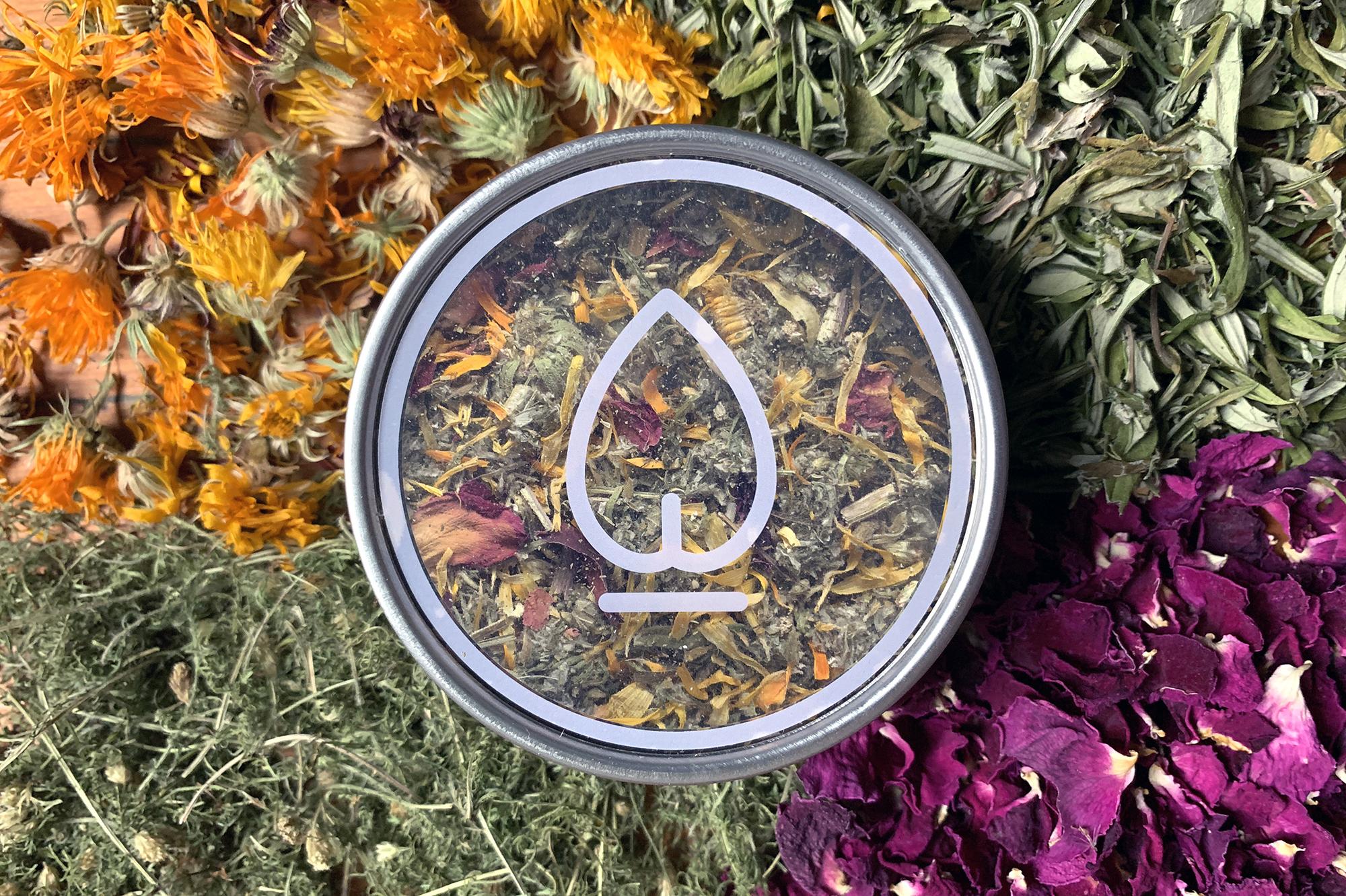Leiamoon V Steam Herb Blend